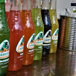 mexican soft drinks called jarritos